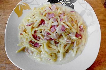 Koelkasts Spaghetti Carbonara 227