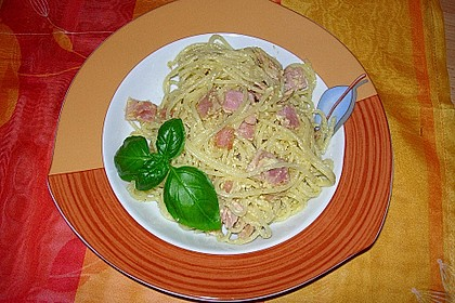 Koelkasts Spaghetti Carbonara 128