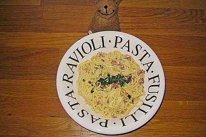 Koelkasts Spaghetti Carbonara 121
