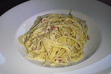Koelkasts Spaghetti Carbonara 100