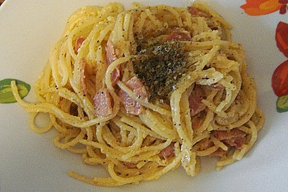Koelkasts Spaghetti Carbonara 172