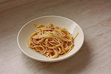 Koelkasts Spaghetti Carbonara 69