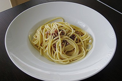 Koelkasts Spaghetti Carbonara 97
