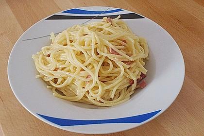 Koelkasts Spaghetti Carbonara 148