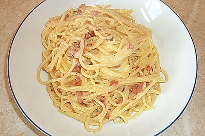 Koelkasts Spaghetti Carbonara 118