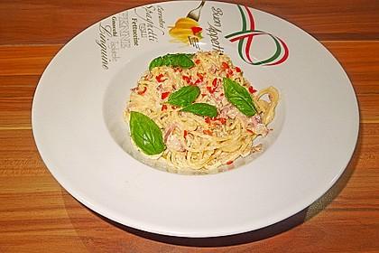 Koelkasts Spaghetti Carbonara 124