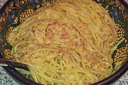 Koelkasts Spaghetti Carbonara 155