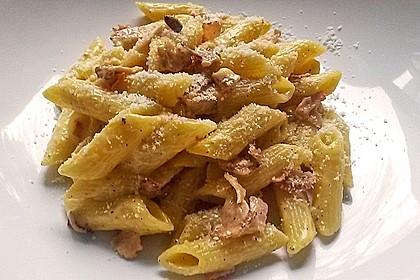 Koelkasts Spaghetti Carbonara 101
