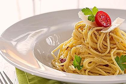 Koelkasts Spaghetti Carbonara 0