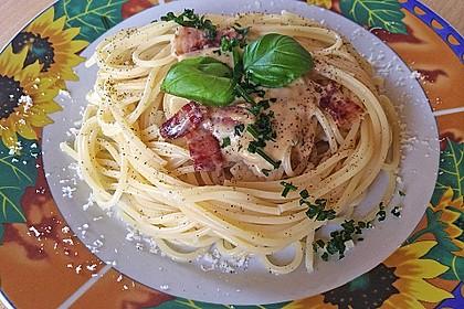 Koelkasts Spaghetti Carbonara 45