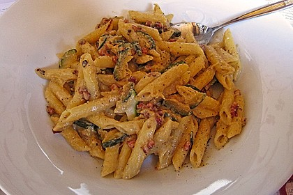 Koelkasts Spaghetti Carbonara 169