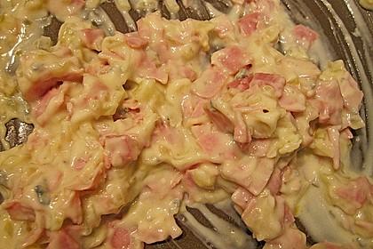 Koelkasts Spaghetti Carbonara 196