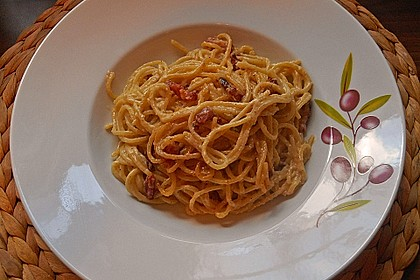 Koelkasts Spaghetti Carbonara 135