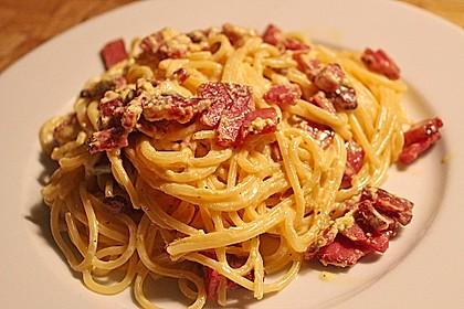 Koelkasts Spaghetti Carbonara 20