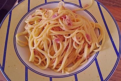 Koelkasts Spaghetti Carbonara 123