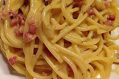 Koelkasts Spaghetti Carbonara 30