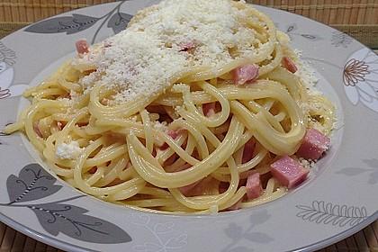 Koelkasts Spaghetti Carbonara 31