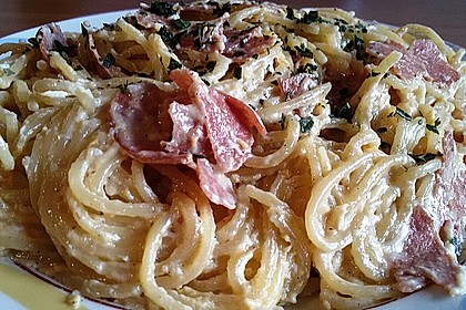 Koelkasts Spaghetti Carbonara 112