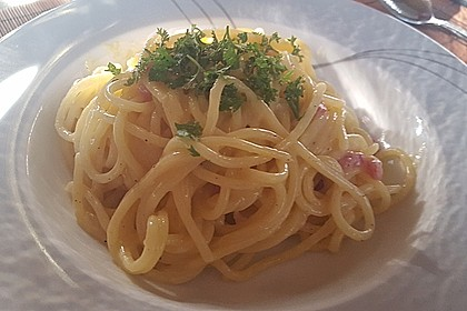 Koelkasts Spaghetti Carbonara 16