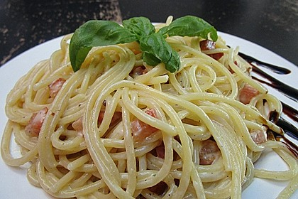 Koelkasts Spaghetti Carbonara 2