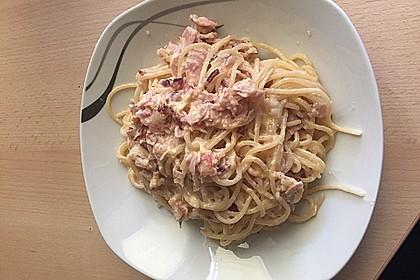 Koelkasts Spaghetti Carbonara 137