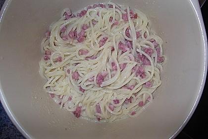 Koelkasts Spaghetti Carbonara 108