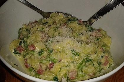 Koelkasts Spaghetti Carbonara 168