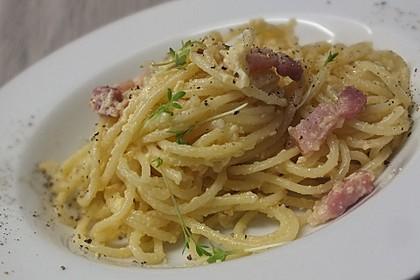 Koelkasts Spaghetti Carbonara 104