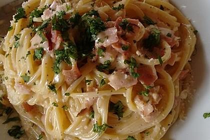 Koelkasts Spaghetti Carbonara 175