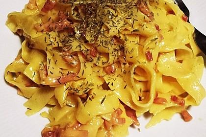 Koelkasts Spaghetti Carbonara 195