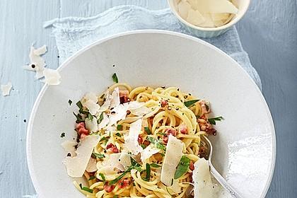 Koelkasts Spaghetti Carbonara 6