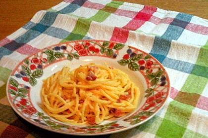 Koelkasts Spaghetti Carbonara 210