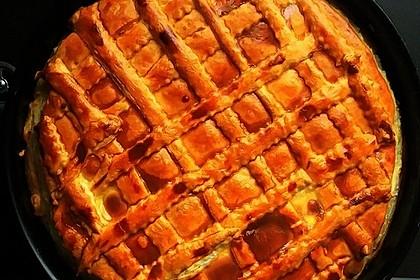 Schinken-Käse-Torte 5