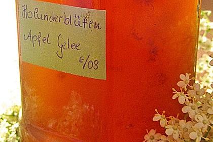 Holunderblüten - Gelee 5