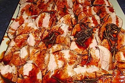 Rosmarin-Balsamico-Schweinefilet 136