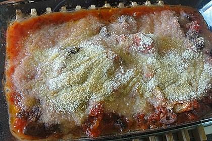Zanderfilet mit Olivenkruste auf mediterranem Gemüsebett 1