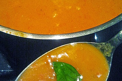 Apfel - Paprika - Suppe 15