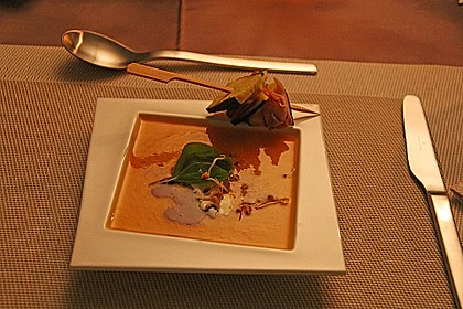 Apfel - Paprika - Suppe 4