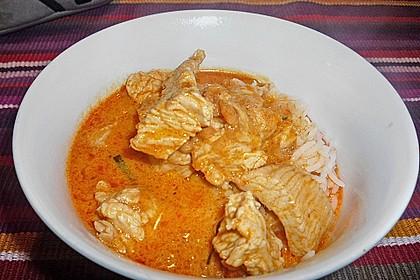 Hähnchen - Erdnuss - Curry 2