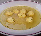 Bröselknödel Suppe