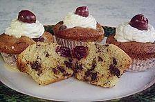 Kirsch - Eierlikör - Muffins