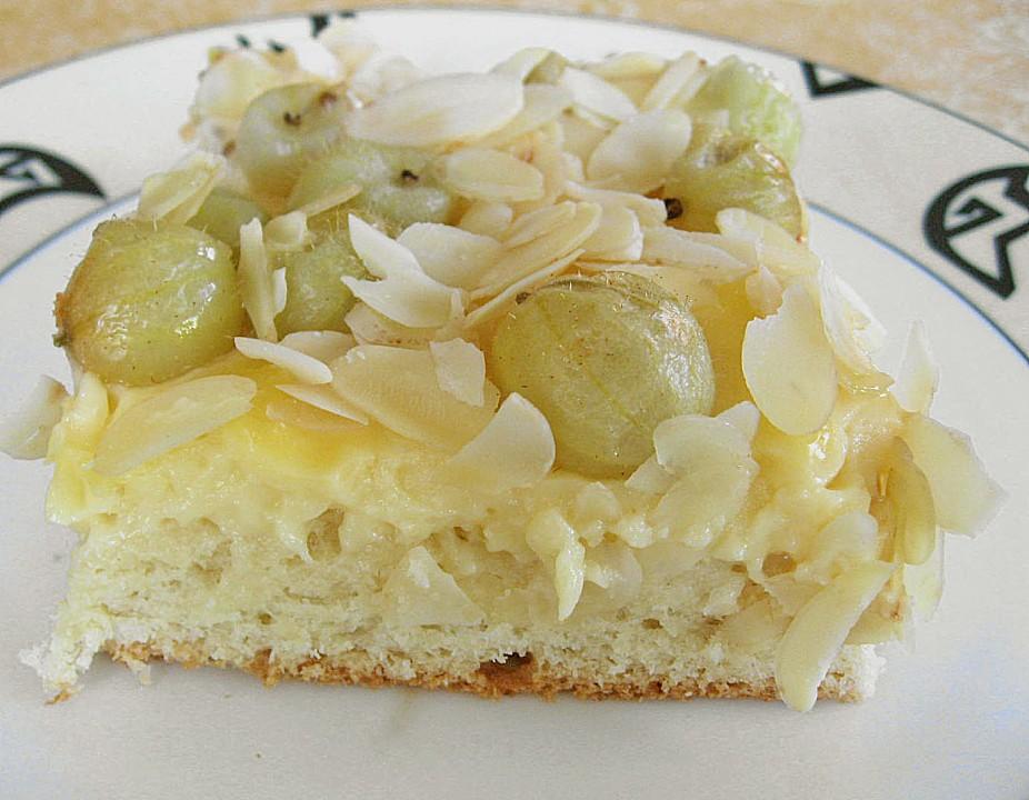 Stachelbeer kuchen kalorienarm appetitlich foto blog f r sie for Kochen kalorienarm
