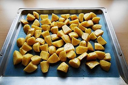 Backofenkartoffeln 3