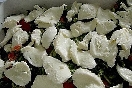 Gnocchiauflauf mit Spinat und Cherrytomaten 24