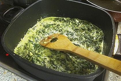 Gnocchiauflauf mit Spinat und Cherrytomaten 34