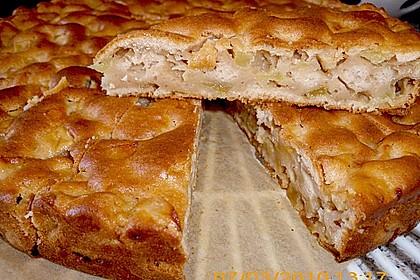 Türkischer Apfelkuchen 3