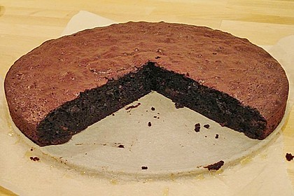 Tarte au Chocolat 65