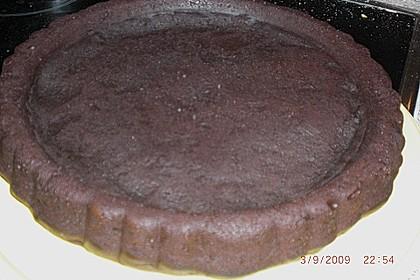 Tarte au Chocolat 155