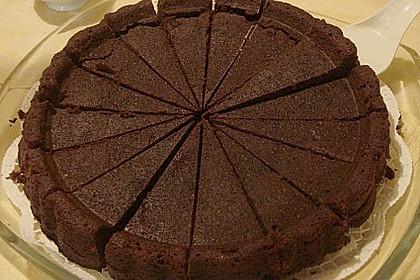 Tarte au Chocolat 21