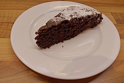 Tarte au Chocolat 85